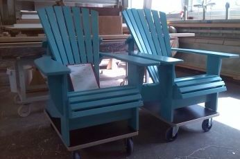 BeSeaside_Bear_Chair_Adirondack_Chair_pastell_türkis