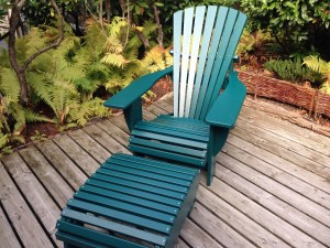 BeSeaside CLASSIC Adirondack Chair