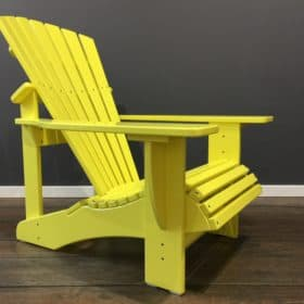 Adirondack Chair Premium BeSeaside