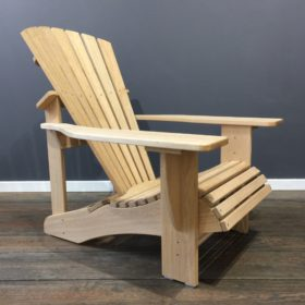 Muskoka Chair Adirondack Chair Eiche BeSeaside Hamburg