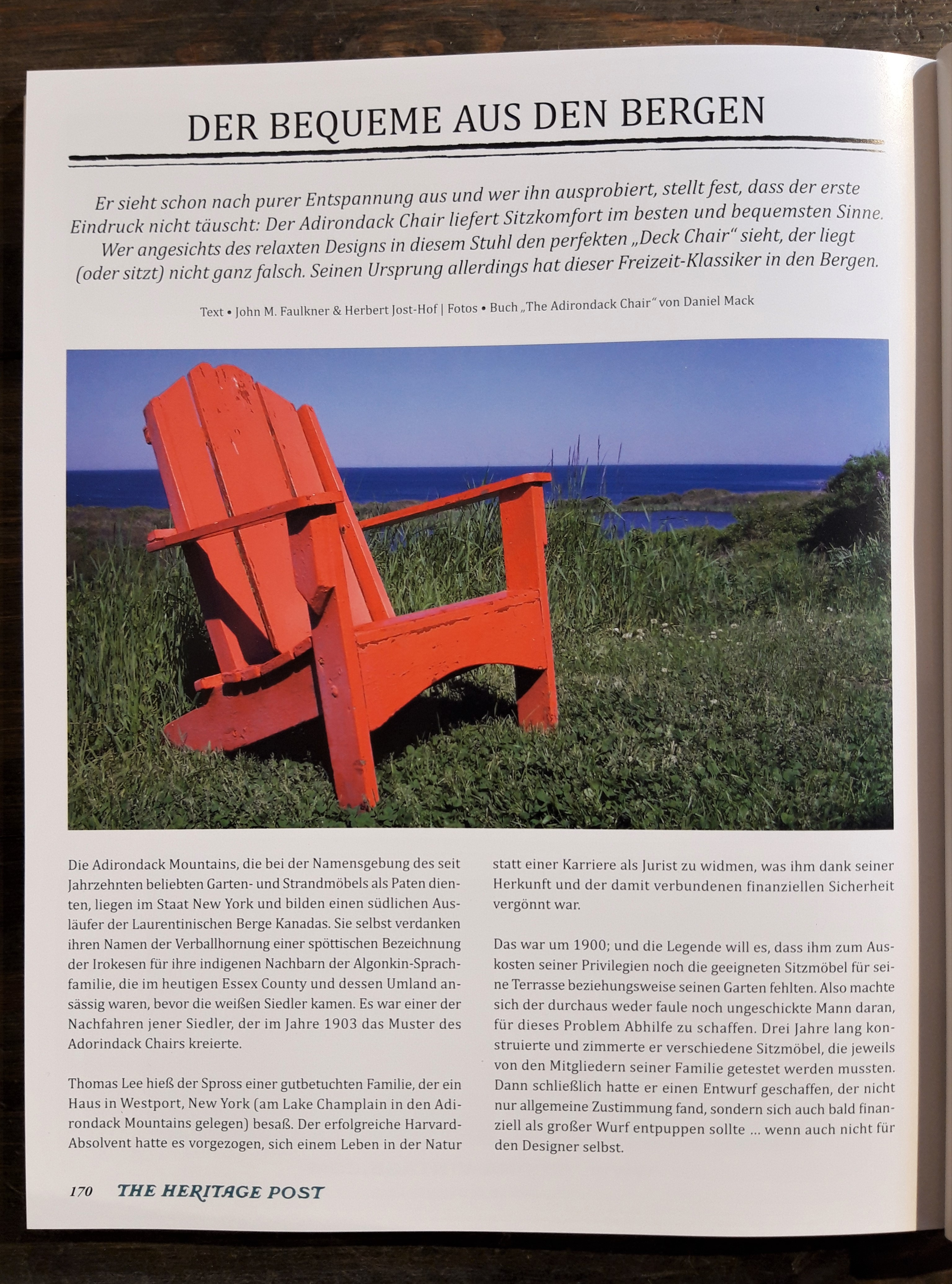 BeSeaside_Adirondack_Chair_Artikel_THE_HERITAGE_POST_#30_2019