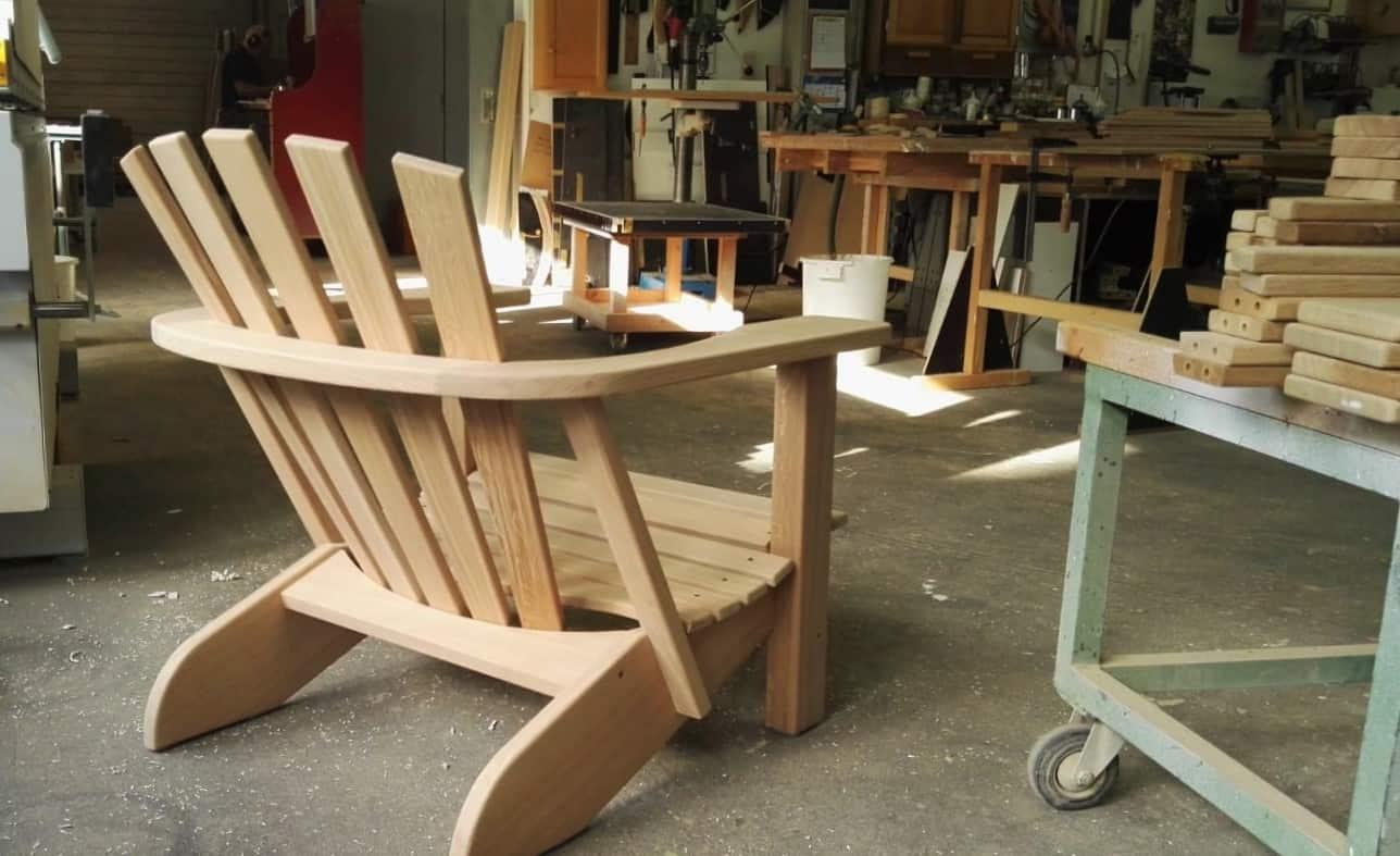 Adirondack Chair Alsterstuhl BeSeaside