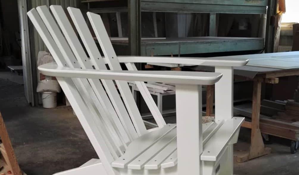 Facettenkante Sitzmoebel BeSeaside