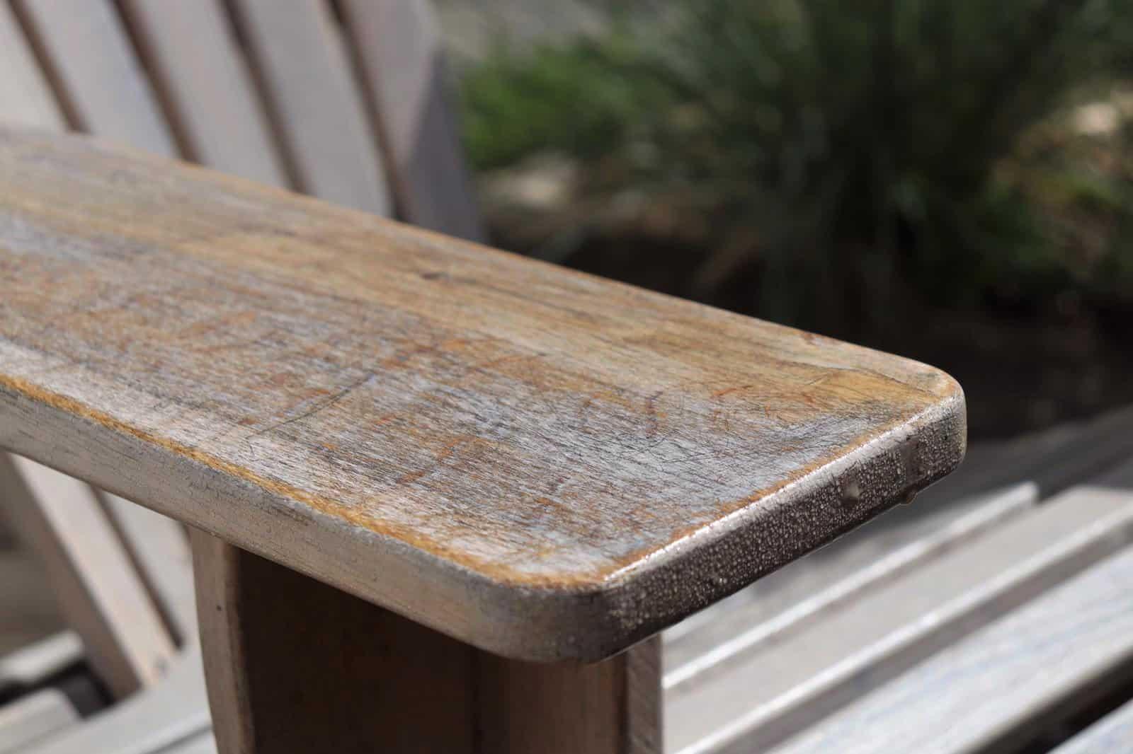 BeSeaside Seasider Chair CLASSIC (Eiche, weiß geölt)