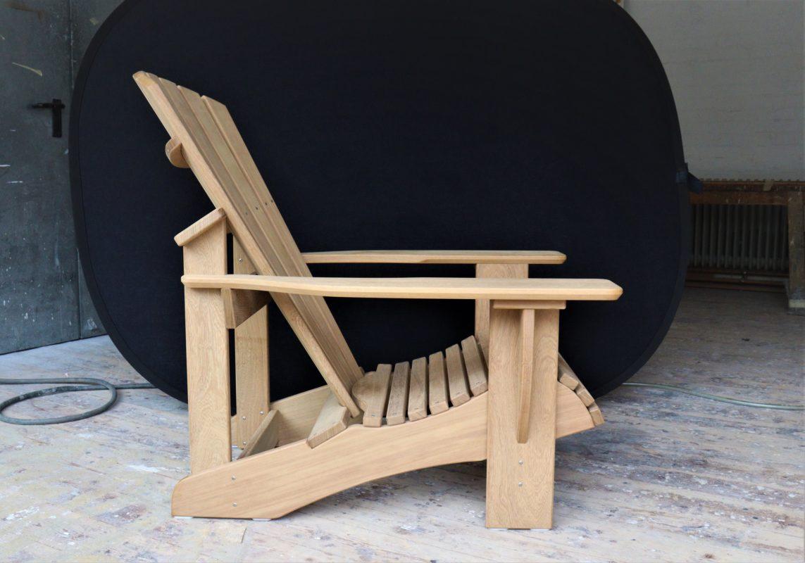 Seasider Chair BeSeasid Alsterstuhl IROKO Holz