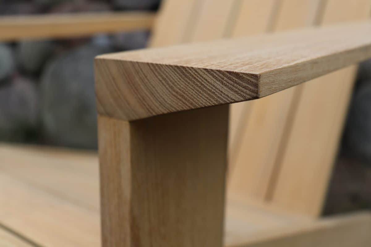 ESPRESSO Chair Detail