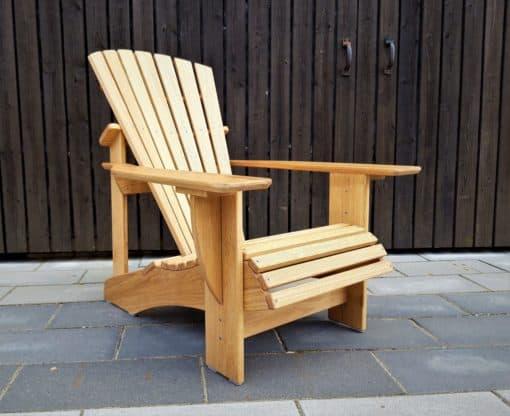 Premium Adirondack Chair CLASSICBeSeaside Eiche geolt