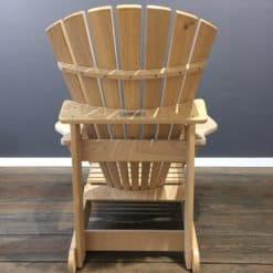 Adirondack Chair CLASSIC von hinten