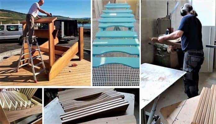 BeSeaside-Fertigung-2020-Danke-Adirondack-Chairs-Alsterstuehle