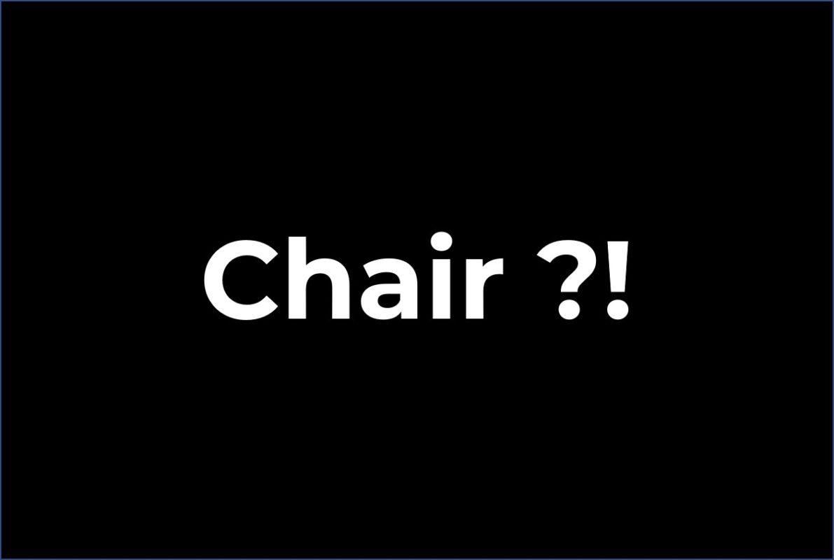 Warum Chair BeSeaside
