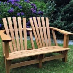 Sitzbänke Zweisitzer
