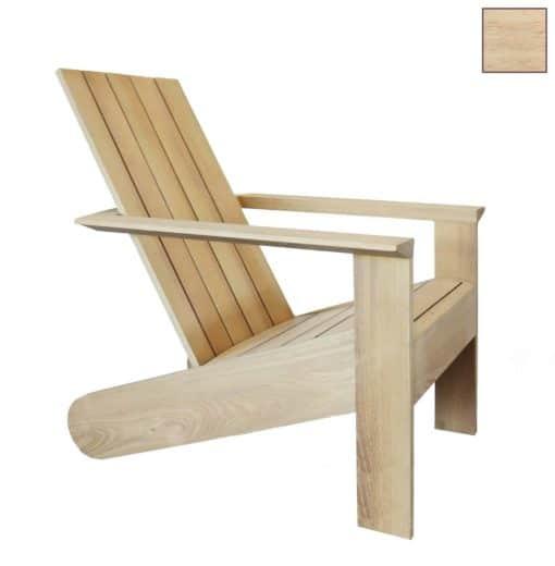 ESPRESSO Design Adirondack Stuhl in Eiche