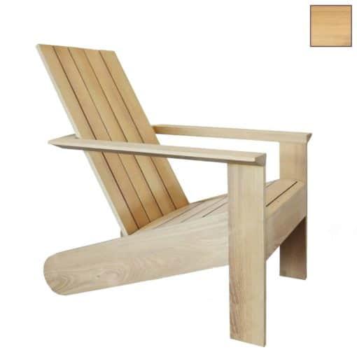 ESPRESSO Design Adirondack Stuhl in Robinie