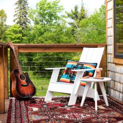 beseaside adirondack 4slat flat comp landhaus terrasse