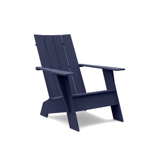 beseaside adirondack 4slat flat comp marineblau