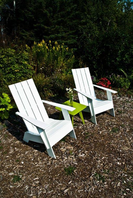 BeSeaside LOLLDESIGNS Chair Adirondack 4slat tall ausstellung2