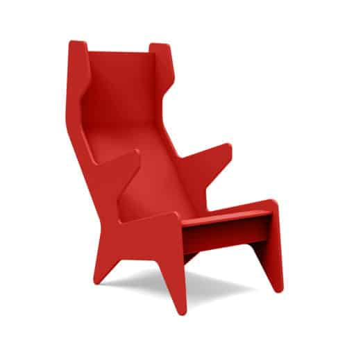 BeSeaside LOLLDESIGNS Chair rapson cave red