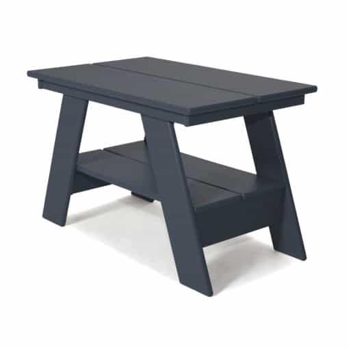 BeSeaside LOLLDESINGS Adirondack Side Table grey