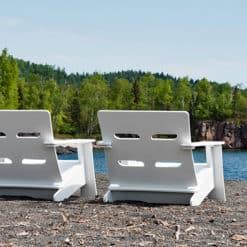 CABRIO CHAIR Lounge Sessel aus Kunststoff von Loll Designs