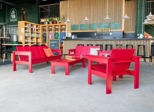 BeSeaside LOLLDESIGNS Lounge Chair Hennepin ausstellung1