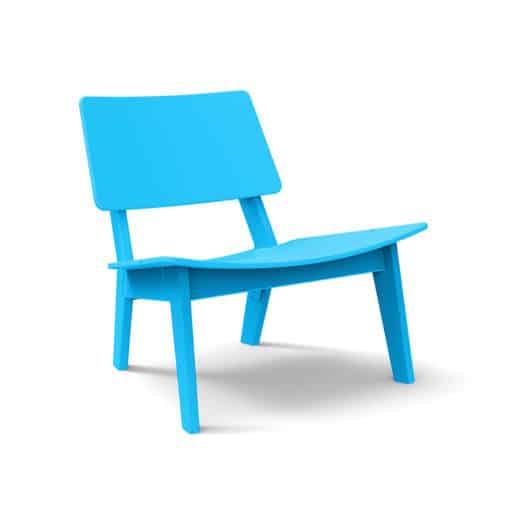 BeSeaside LOLLDESIGNS Chair Adirondack—lounge lago blue