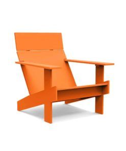 Lollygagger Lounge Adirondack Chair orange