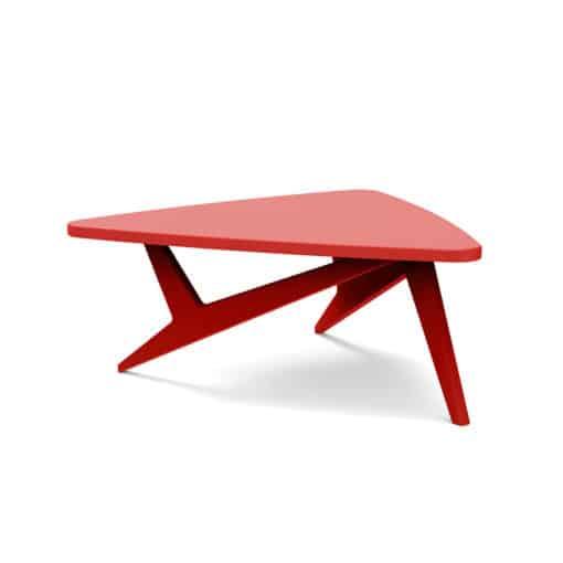 BeaSeaside LOLLDESINGS Rapson Cocktail Table red