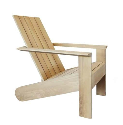 BeSeaside ESPRESSO Premium Adirondack Chair